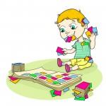 niño coleccionista